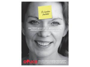 oPuce - Werk na Kanker